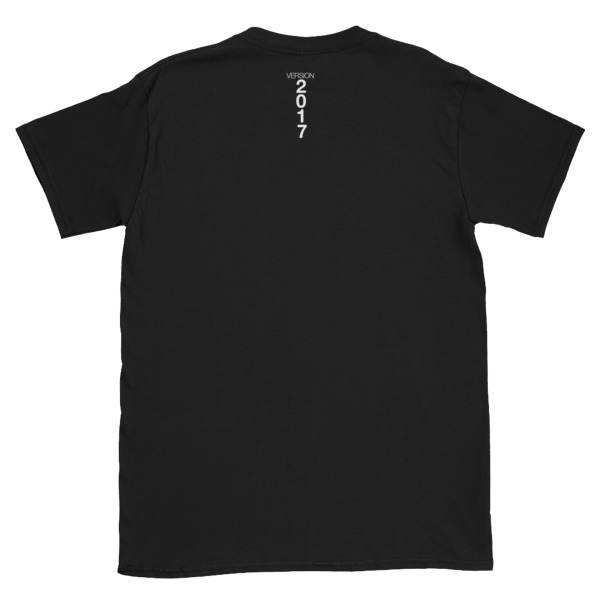 Solis Magazine Black Unisex T-Shirt