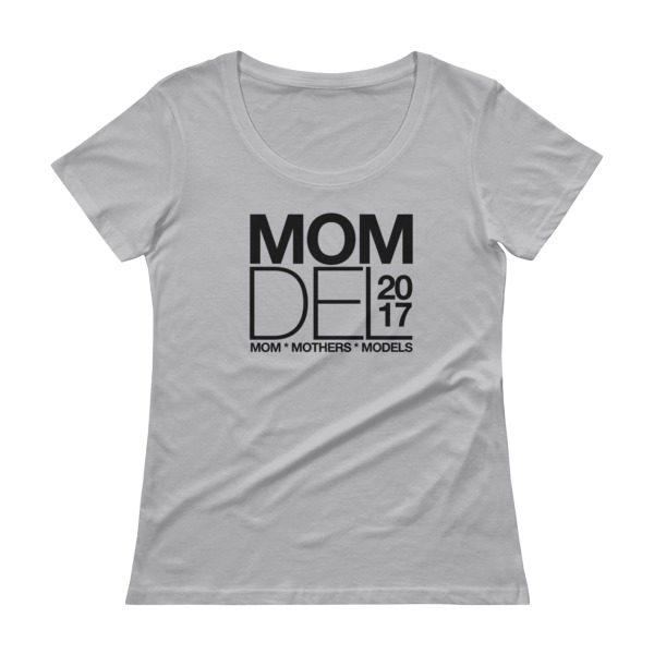 MOMDEL 2017 Ladies' Scoopneck T-Shirt
