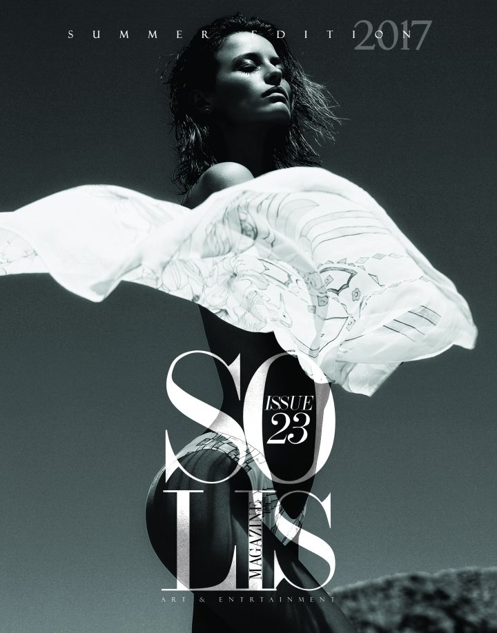 Solis Magazine Issue 23: Summer Fashion Edition 2017 Cover