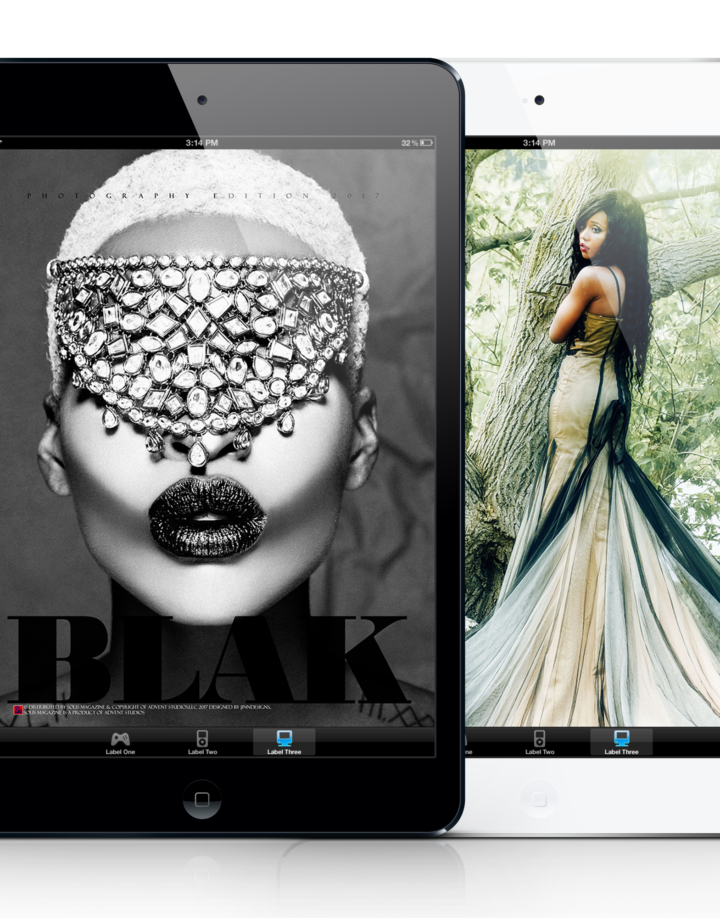 BLAK - Photography Edition 2017 - Digital E-Magazine
