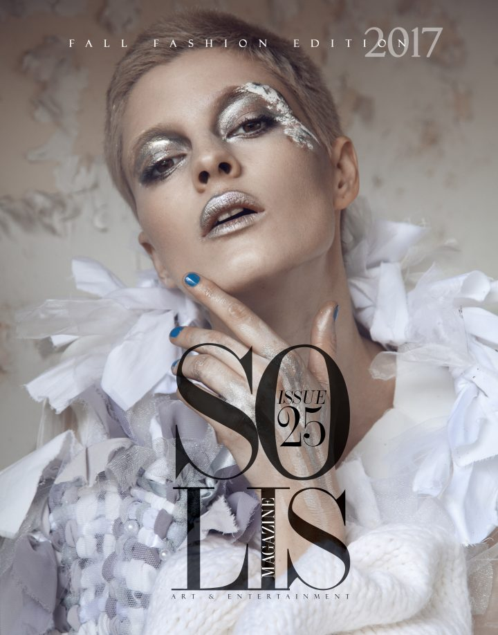 Solis Magazine Issue 25 - Fall Fashion Edition 2017 Cover