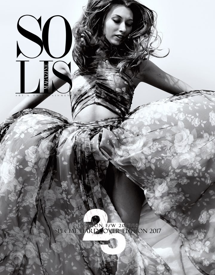 Solis Magazine Issue 25 Special HardCover Edition Cover