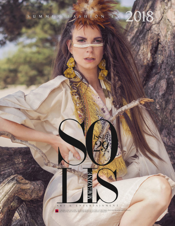 Solis Magazine Issue 29: Summer Fashion Edition 2018