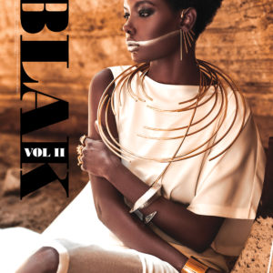 Solis Magazine - BLAK Edition VOL 2 Cover
