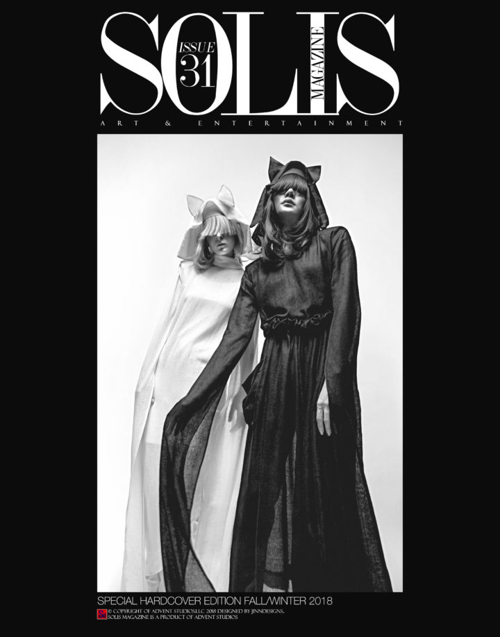 Solis Magazine Issue 31 - Fall Fashion Edition 2018 HardCover