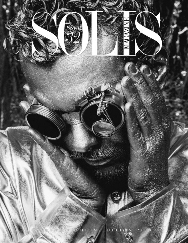 SOLIS MAGAZINE ISSUE 32: SPRING FASHION EDITION