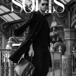 Solis Magazine Issue 36 - Fall/Winter 2019 Regular Cover