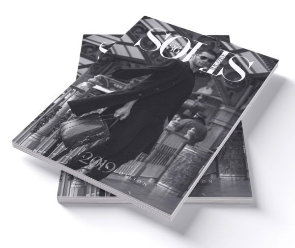 Solis Magazine Issue 36 - Fall/Winter 2019 5 Copy Bundle