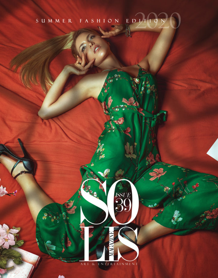 Solis Magazine Summer Fashion Edition 2020 - Issue 39